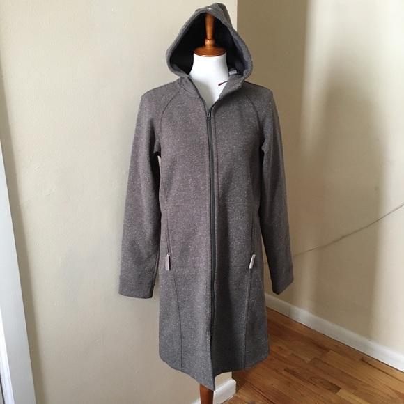 0950a1f933 lululemon athletica Jackets & Blazers - Lululemon Apres Everyday Yoga Grey  Tweed Jacket